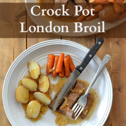 Crock Pot London Broil
