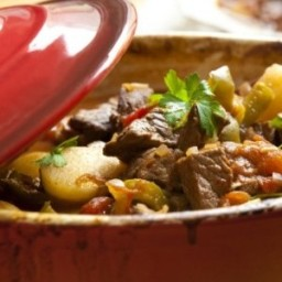 Crock Pot Low-Fat Beef Stew