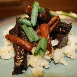 Crock Pot Paleo Mongolian Beef