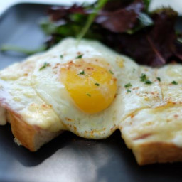 Croque Madame: A French Breakfast Favorite