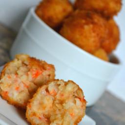 Croquetas De Gambas (Shrimp Croquettes)