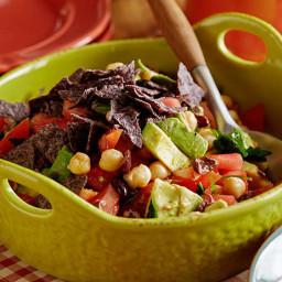 Crunchy Avocado Salad
