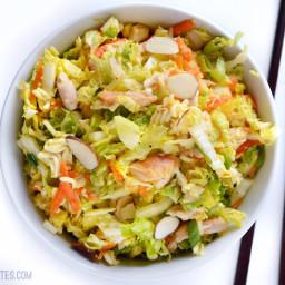 Crunchy Chinese Chicken Salad