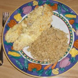 Crunchy Oven-Baked Fish