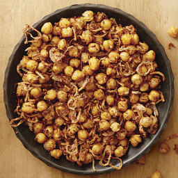 Crunchy Rooibos Chickpeas