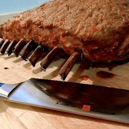 Crusted Pork Loin