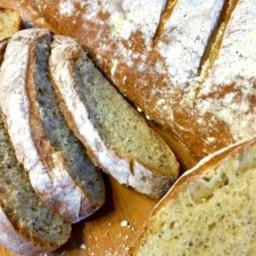 Crusty Artisan 12 Seed and Grain Bread
