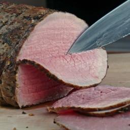 Crusty Beef Roast
