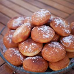 Crusty Pan-Fried Bread