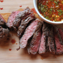Crying Tiger (Thai-style Grilled Steak with Dry Chili Dipping Sauce)