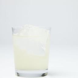 Crystal Clear Milk Punch