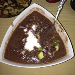 Cuban Black Bean Stew