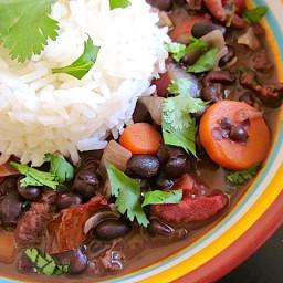 Cuban Chorizo Stew
