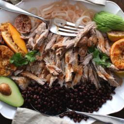 Cuban Roast Pork With Mojo Criollo