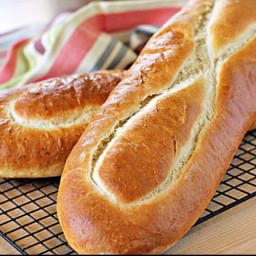 Cuban-Style Bread
