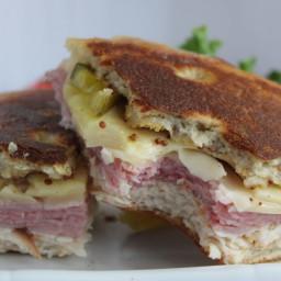 Cubano International Sandwich