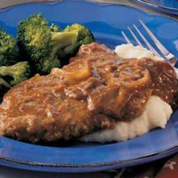 Cubed Steaks with Gravy Recipe