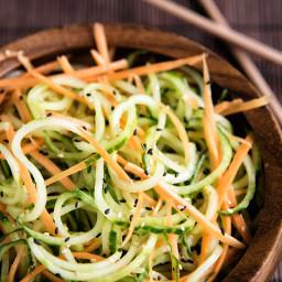 Cucumber And Carrot Salad Recipe
