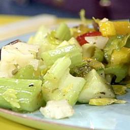 Cucumber and Celery Salad
