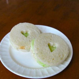 Cucumber Sandwiches - Best Cucumber Sandwiches Recipe