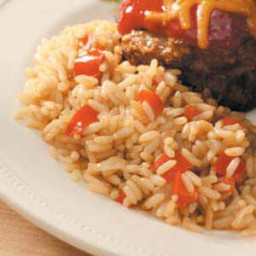 Cumin Rice Pilaf Recipe