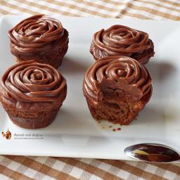 Cupcakes amandine-reteta video