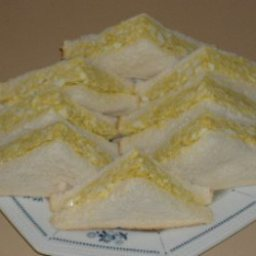 Curried Egg Sandwiches