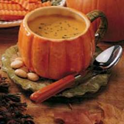 Curried Pumpkin Soup Recipe