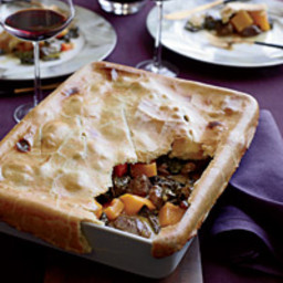 Curried Lamb Potpie