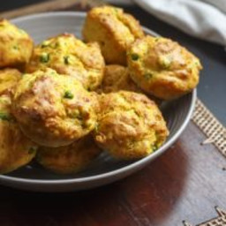 Curry-Muffins