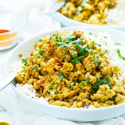 Curry Turkey Quinoa Salad