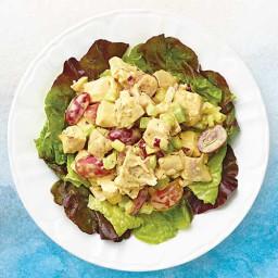 Curry Yogurt Chicken Salad