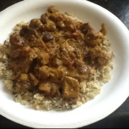 Curry Lamb