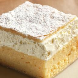Custard Cream Squares