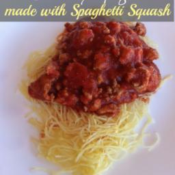 Cut Down Spaghetti Calories: Healthy Spaghetti Recipe!