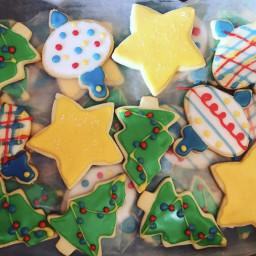 Cut-out Sugar Cookies - Rachel Nelson