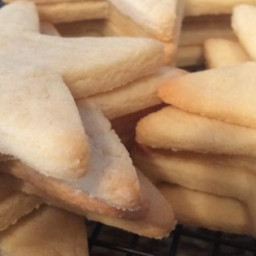 Cut-Out Sugar Cookies Recipe