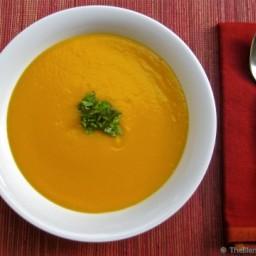 Cynthia's Butternut Squash Soup