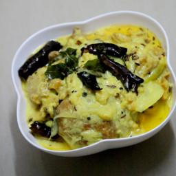 Dahi Kadhi Recipe or Besan Ki Kadhi