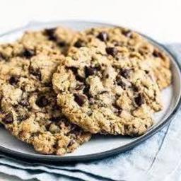 Dahl Oatmeal Chocolate Chip Cookies