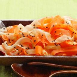 Daikon-Carrot Salad