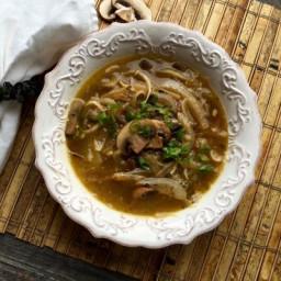 Daikon Noodle Soup