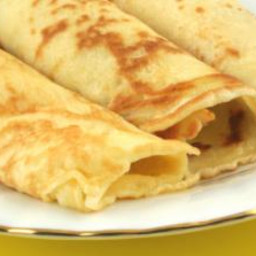 Dairy-Free Brown Rice Crêpes