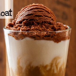 Dairy-Free Coffee Float