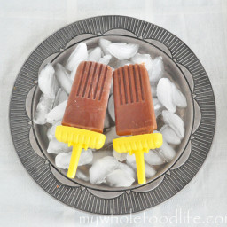 Dairy Free Fudgsicles
