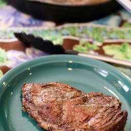Dairy Free Steak Au Poivre