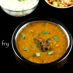 dal fry recipe | easy dal fry recipe
