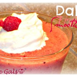 Dal's Fruit Smoothie