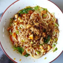 Dan Dan Noodles(担担面)