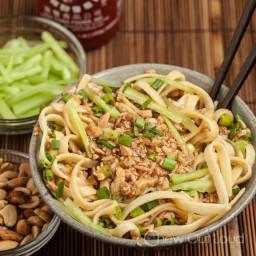 Dan-Dan Noodles (Mein)